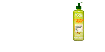 Produtos de cabelo FRUCTIS LISO & BRILLO 10 EN 1 crema sin aclarado Garnier
