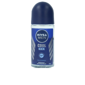 Deodorant MEN COOL KICK anti-perspirant roll-on Nivea