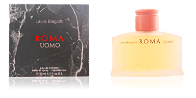 ROMA UOMO eau de toilette spray 125 ml Laura Biagiotti