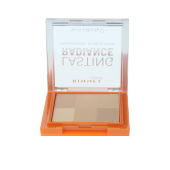 Poudre compacte LASTING RADIANCE finishing powder Rimmel London