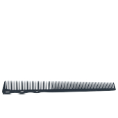Hair comb YS PARK PEINE CARBON FLEXIBLE 252 167 mm Artero