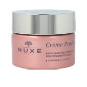 Soin du visage antioxydant CRÈME PRODIGIEUSE BOOST baume-huile récupérateur nuit Nuxe