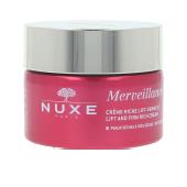 Skin tightening & firming cream  MERVEILLANCE EXPERT crème riche lift-fermeté Nuxe