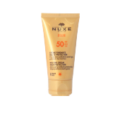 Viso NUXE SUN crème fondante haute protection SPF50 Nuxe