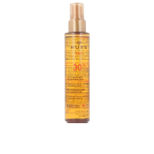 Lichaam NUXE SUN huile bronzante haute protection SPF30 spray Nuxe