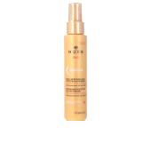 Hair Protection NUXE SUN huile lactée capillaire hydratante spray Nuxe