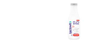 Badezimmer Geschenk-Sets LACTO-UREA DUO REPARADOR gel + loción Lactovit