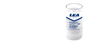 Deodorant PIEDRA DE ALUMBRE deo stick 100% natural Lea