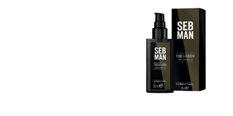 Beard care SEB MAN THE GROOM hair & beard oil Seb Man