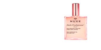 Hidratante corporal HUILE PRODIGIEUSE huile florale vaporizador Nuxe