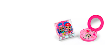 Maquillaje infantil L.O.L. SURPRISE MAQUILLAJE LOTE Cartoon