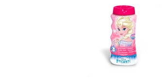 Hygiene for kids FROZEN gel & champú 2en1 Cartoon