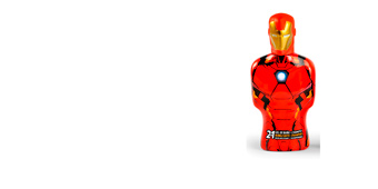 Hygiene for kids AVENGERS IRON MAN gel & champú 2en1 Cartoon