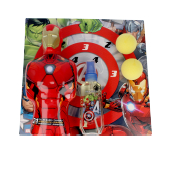 Cartoon AVENGERS IRON MAN SET perfum