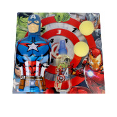 Cartoon AVENGERS CAPITAN AMERICA SET perfum