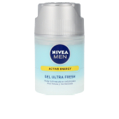 Face moisturizer MEN SKIN ACTIVE ENERGY gel facial revitalizante Nivea
