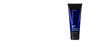 Maschera per capelli TOTAL RESULTS BRASS OFF mask Matrix