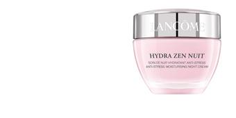 Face moisturizer HYDRA ZEN soin de nuit hydratant anti-stress Lancôme