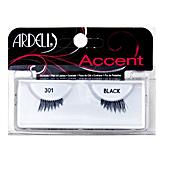 Cilios postiços PESTAÑAS ACCENT #301-black Ardell