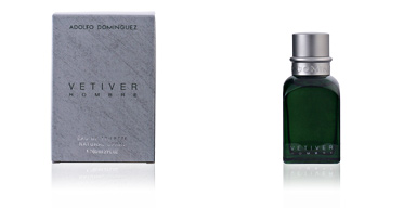 Adolfo Dominguez VETIVER HOMBRE edt spray 60 ml