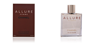Chanel ALLURE HOMME eau de toilette spray 100 ml