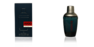Hugo Boss DARK BLUE eau de toilette vaporizzatore 75 ml