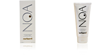 Body moisturiser NOA perfumed body lotion Cacharel
