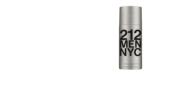 Desodorizantes 222 NYC MEN deodorant spray Carolina Herrera