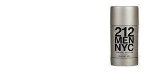 Deodorant 214 NYC MEN deodorant stick Carolina Herrera