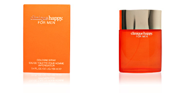 Clinique HAPPY MEN eau de cologne vaporizador 100 ml