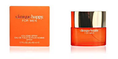 Clinique HAPPY MEN eau de cologne vaporizador 50 ml