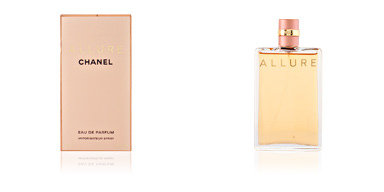 ALLURE eau de parfum spray 100 ml Chanel