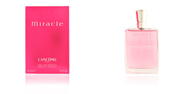 MIRACLE eau de parfum vaporizador Lancôme