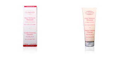 Facial cleanser DOUX NETTOYANT moussant peaux sèches ou sensibles Clarins