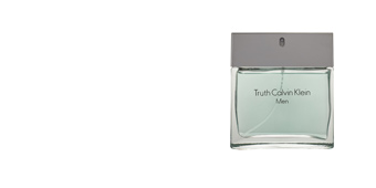 Calvin Klein TRUTH MEN eau de toilette vaporizador 100 ml