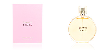 CHANCE eau de toilette vaporizador 100 ml Chanel
