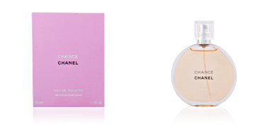Chanel CHANCE eau de toilette spray 50 ml