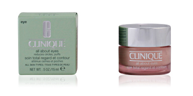 Dark circles, eye bags & under eyes cream ALL ABOUT EYES Clinique