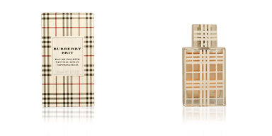Burberry BRIT WOMEN edt vaporizador 30 ml