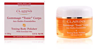 Exfoliante corporal GOMMAGE tonic corps Clarins