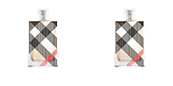 Burberry BRIT FOR HER eau de parfum vaporizador 100 ml