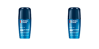 Desodorante HOMME DAY CONTROL 48h non-stop antiperspirant roll-on Biotherm
