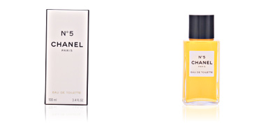 Chanel Nº 5 edt flacon 100 ml