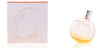 Hermès EAU DES MERVEILLES eau de toilette vaporizador 50 ml