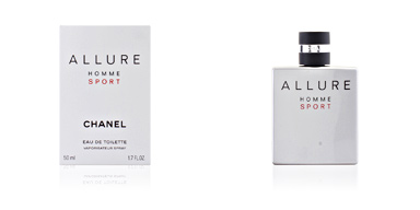Chanel ALLURE HOMME SPORT eau de toilette spray 50 ml