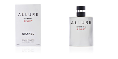 Chanel ALLURE HOMME SPORT eau de toilette spray 100 ml