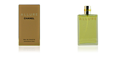 ALLURE eau de toilette vaporizador 100 ml Chanel