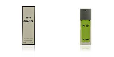 Chanel Nº 19 eau de toilette spray 50 ml