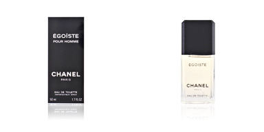 Chanel EGOISTE edt spray 50 ml