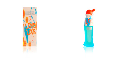 Moschino CHEAP & CHIC I LOVE LOVE eau de toilette vaporizzatore 50 ml